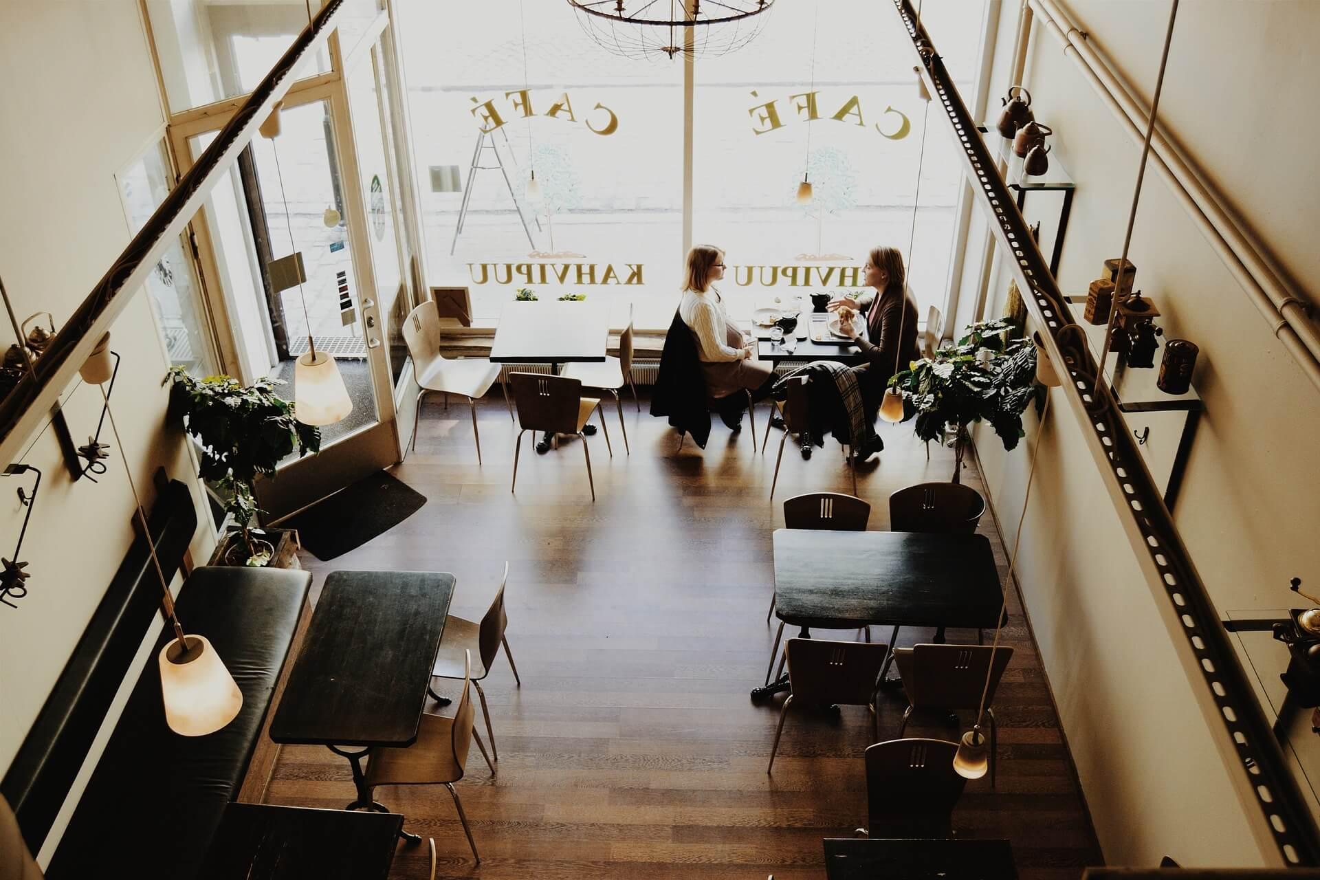 Geschäftsinhaltsversicherung für Gastronomie & Hotellerie